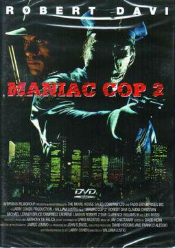 Maniac Cop 2. termékhez kapcsolódó kép