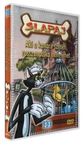 Slapaj - Aki a kanárit szereti, rossz macska nem lehet termékhez kapcsolódó kép