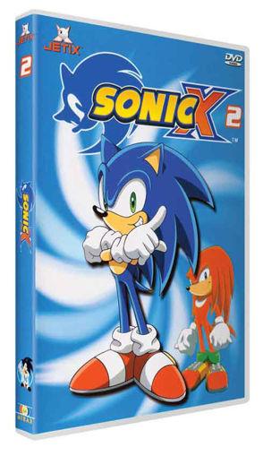 Sonic X 2. termékhez kapcsolódó kép