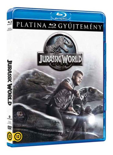 Jurassic World (platina gyűjtemény) termékhez kapcsolódó kép