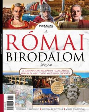 A Római Birodalom könyve - Bookazine Bestseller termékhez kapcsolódó kép