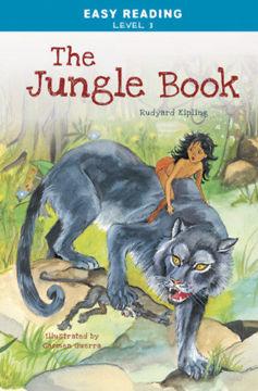 Easy Reading: Level 3 - The Jungle Book termékhez kapcsolódó kép