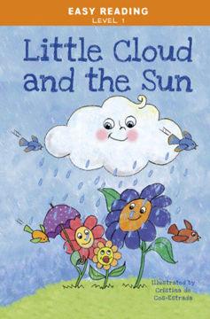 Easy Reading: Level 1 - The Little Cloud and the Sun termékhez kapcsolódó kép