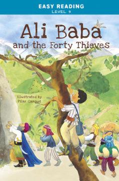 Easy Reading: Level 3 - Ali Baba termékhez kapcsolódó kép