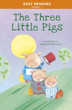 Easy Reading: Level 1 - The Three Little Pigs termékhez kapcsolódó kép