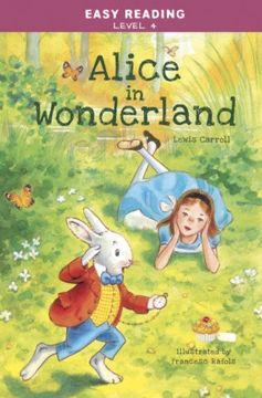 Easy Reading: Level 4 - Alice in Wonderland termékhez kapcsolódó kép