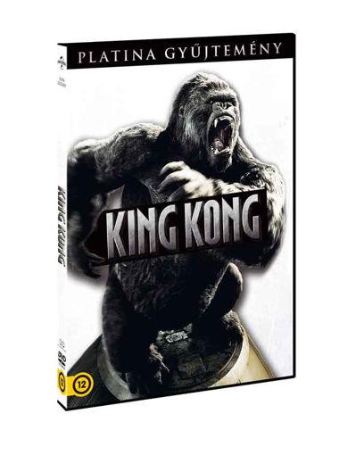 King Kong (2005) (egylemezes változat) (Platina gyűjtemény) termékhez kapcsolódó kép