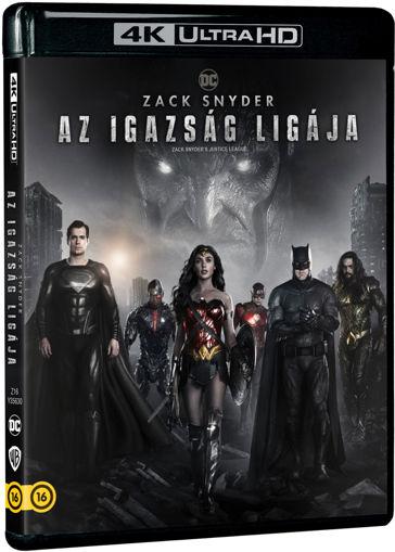 Zack Snyder: Az Igazság Ligája (2021) (2 UHD) termékhez kapcsolódó kép
