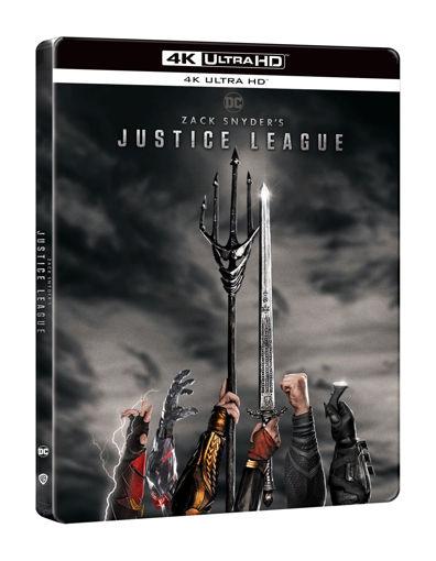 Zack Snyder: Az Igazság Ligája (2021) (2 UHD) - limitált, fémdobozos változat (steelbook) termékhez kapcsolódó kép