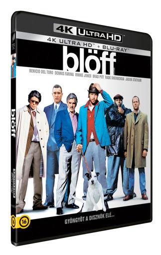Blöff (UHD+BD) termékhez kapcsolódó kép