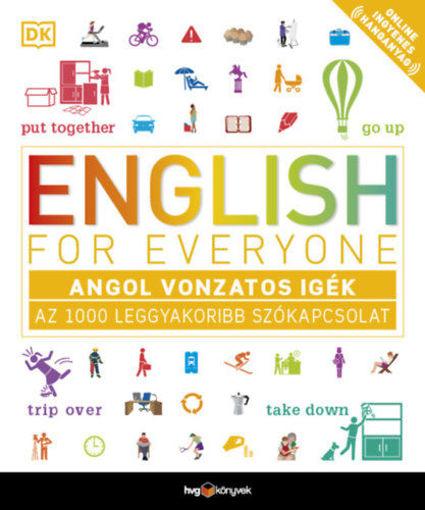 English for Everyone: Angol vonzatos igék - Az 1000 leggyakoribb szókapcsolat termékhez kapcsolódó kép
