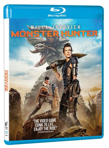 Monster Hunter – Szörnybirodalom termékhez kapcsolódó kép