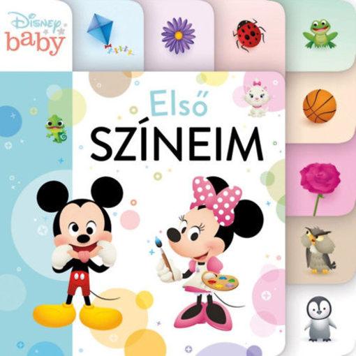 Disney Baby - Első színeim termékhez kapcsolódó kép