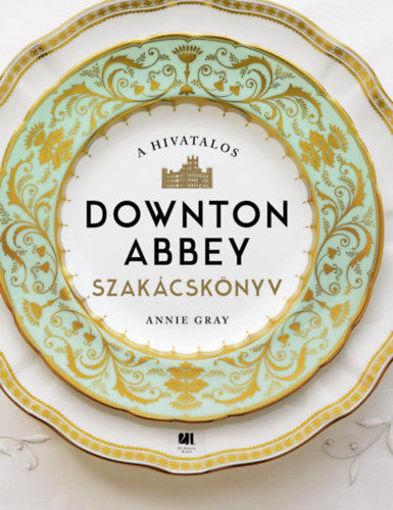 A hivatalos Downton Abbey szakácskönyv termékhez kapcsolódó kép