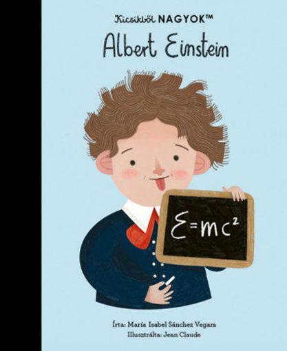Kicsikből NAGYOK - Albert Einstein termékhez kapcsolódó kép