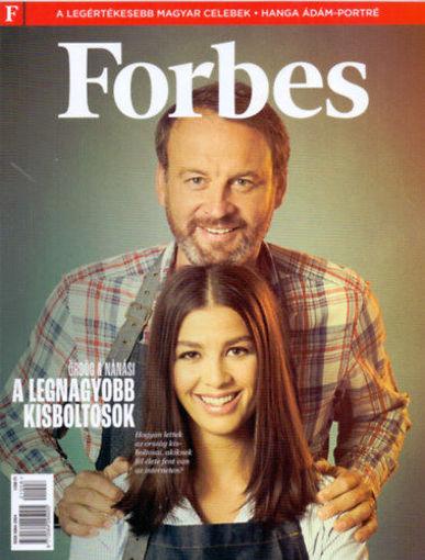 Forbes - 2021. augusztus termékhez kapcsolódó kép