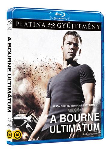 A Bourne-ultimátum (platina gyűjtemény) termékhez kapcsolódó kép