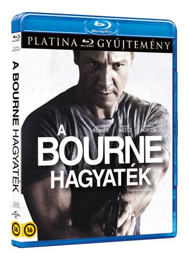 A Bourne-hagyaték (platina gyűjtemény) termékhez kapcsolódó kép