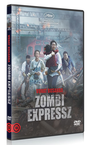 Vonat Busanba: Zombi expressz termékhez kapcsolódó kép