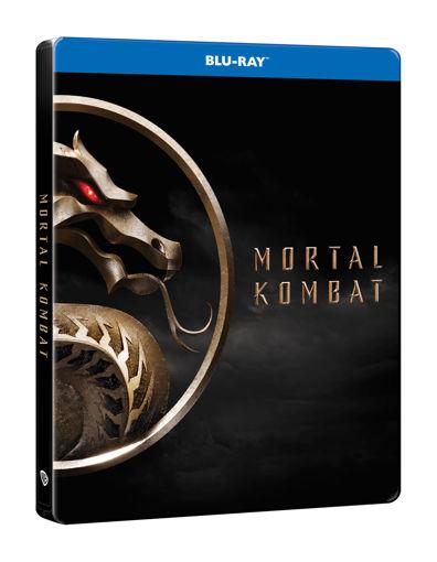 Mortal Kombat (2021) - limitált, fémdobozos változat (steelbook) termékhez kapcsolódó kép