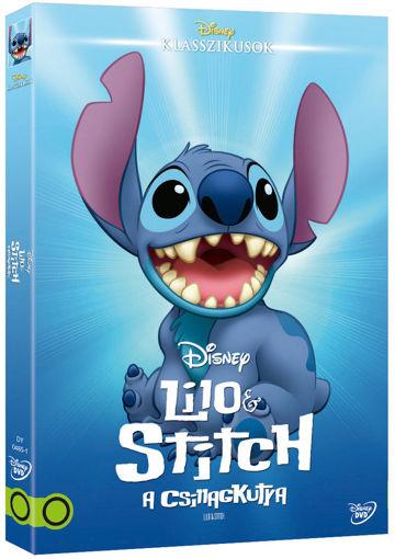 Lilo & Stitch - A csillagkutya (O-ringes, gyűjthető borítóval) termékhez kapcsolódó kép