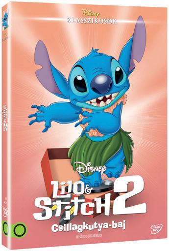 Lilo és Stitch 2. (O-ringes, gyűjthető borítóval) termékhez kapcsolódó kép